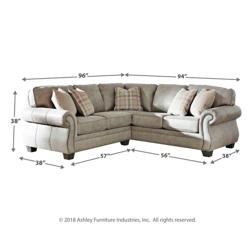 Product Image - Olsberg 2-piece Sectional