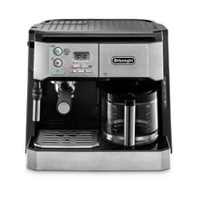 See Details - All-in-One Coffee & Espresso Maker, Cappuccino, Latte Machine + Advanced Milk Frother - BCO430