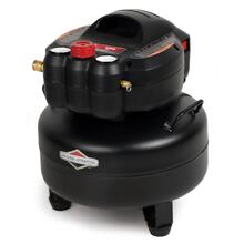6 Gallon Air Compressor - Power to handle a variety of tasks