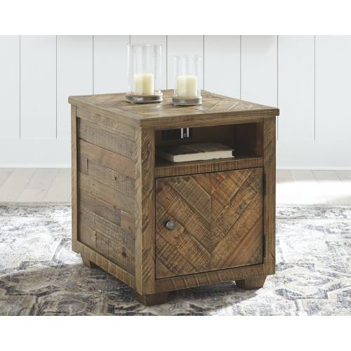 Grindleburg End Table