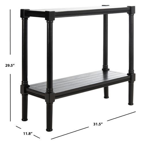 Safavieh - Rafiki Console Table - Black