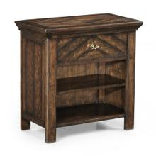See Details - Bedside table with twig detail