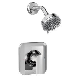 Genta chrome posi-temp® shower only Product Image