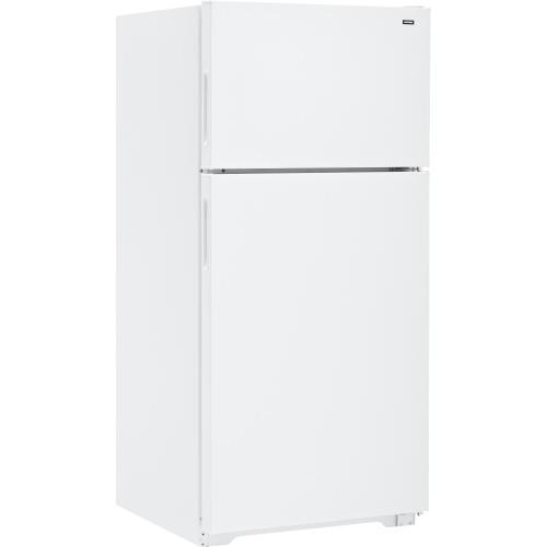 Hotpoint - Hotpoint® 15.6 Cu. Ft. Top-Freezer Refrigerator