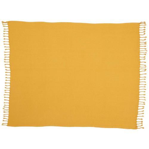 Throw Ss905 Yellow 50 X 60 Throw Blanket