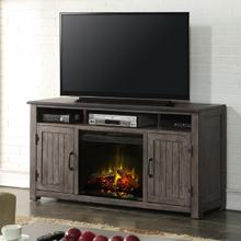 "60"" Fireplace Console"