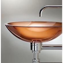 Freestanding Large Round Sink