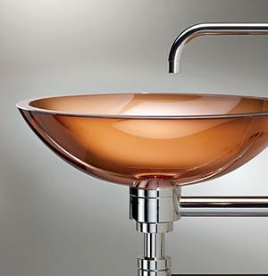 Freestanding Large Round Sink Product Image