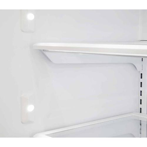 Gloss Black Mercury French Door Refrigerator
