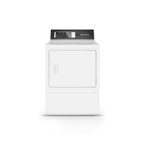 Speed Queen - DR7 Sanitizing Electric Dryer with Pet Plus™  Steam  Over-dry Protection Technology  ENERGY STAR® Certified  7-Year Warranty