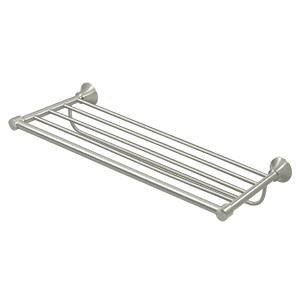"24"" Hotel Shelf, 88 Series - Brushed Nickel Product Image"
