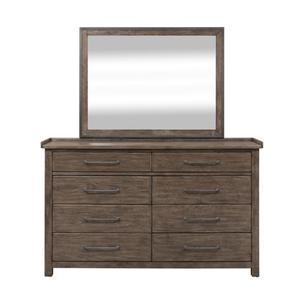 Liberty Furniture Industries - Landscape Mirror