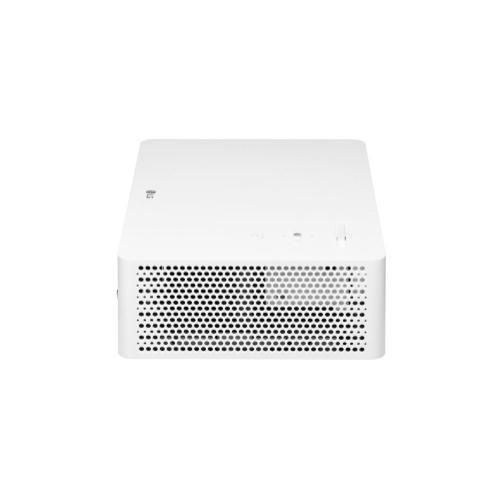 LG HU70LA 4K UHD LED Smart Home Theater CineBeam Projector - White