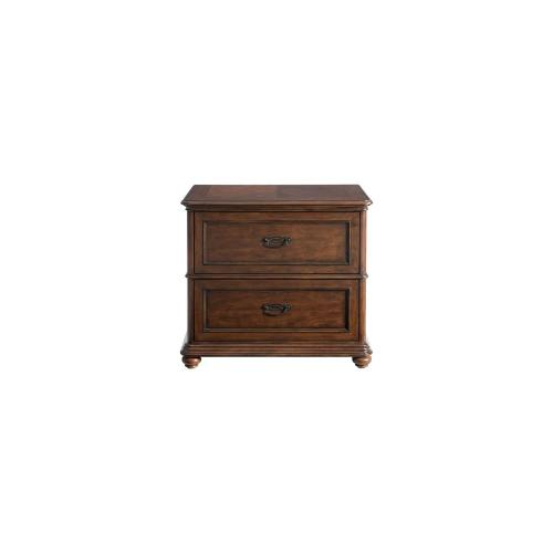 Lateral File Cabinet - Classic Cherry Finish
