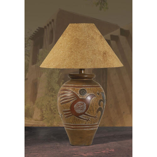 """Anthony California - 29""""h Table Lamp"""