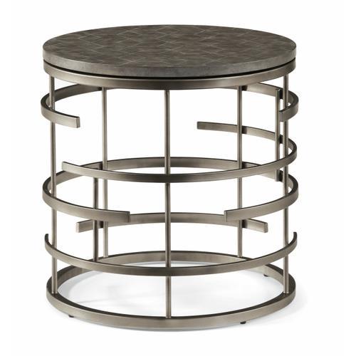 Flexsteel - Halo Lamp Table