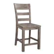 "Dakota 24"" Bar Stool, Weathered Brown D570-24-05"
