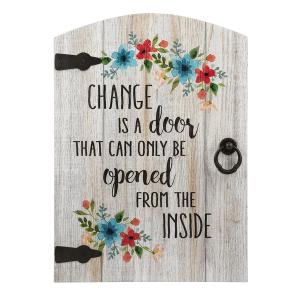 Inspired Journey Door Plaques (4 pc. ppk.)