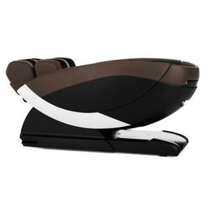 Super Novo Massage Chair - Black SofHyde
