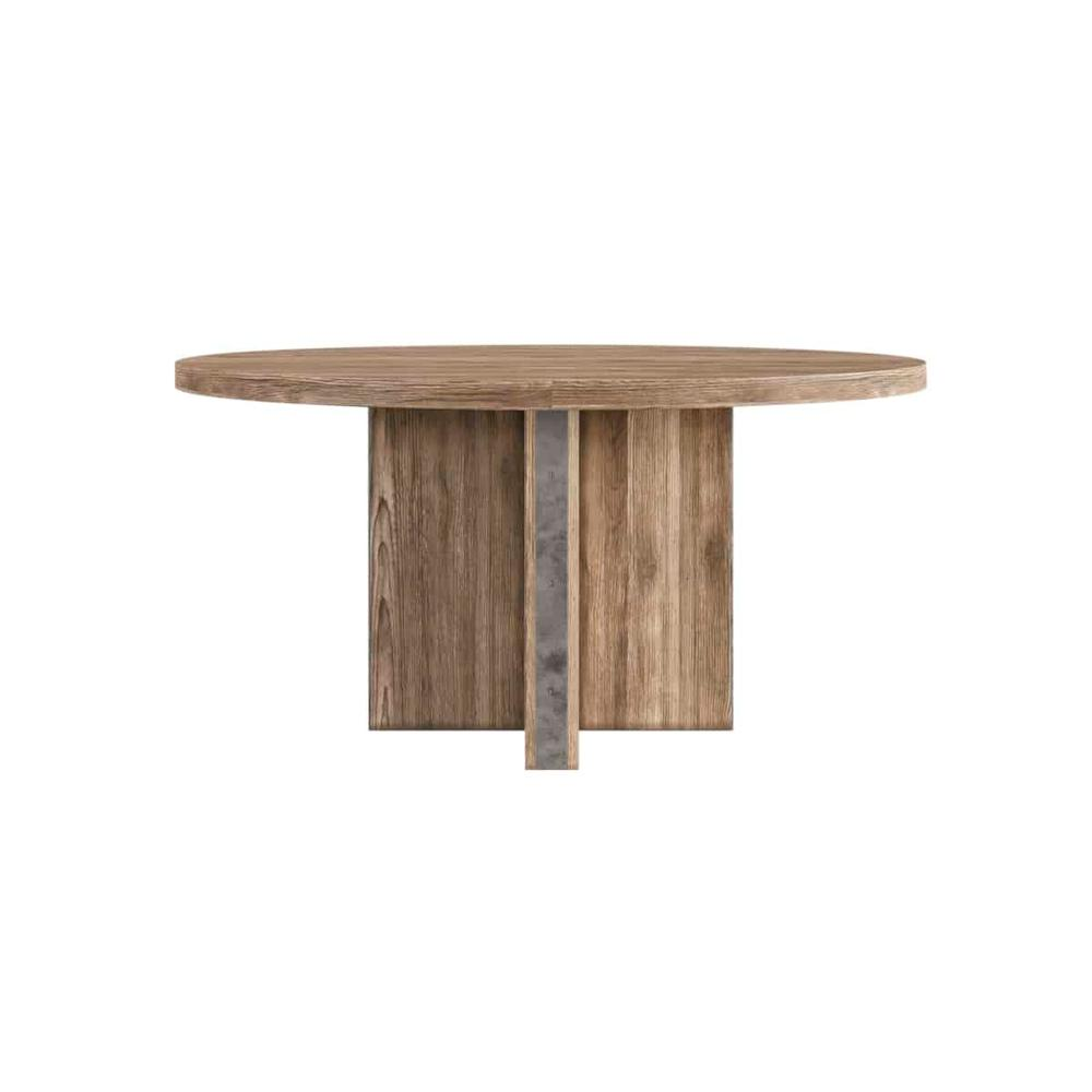 See Details - Passage Round Dining Table
