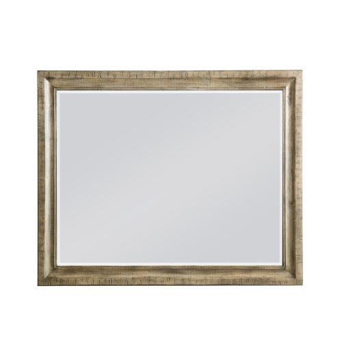 Emerald Home Furnishings - Emerald Home Interlude II Mirror Weathered Pine B561-24