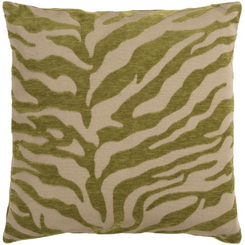 "Velvet Zebra JS-029 22"" x 22"" Pillow Shell Only"