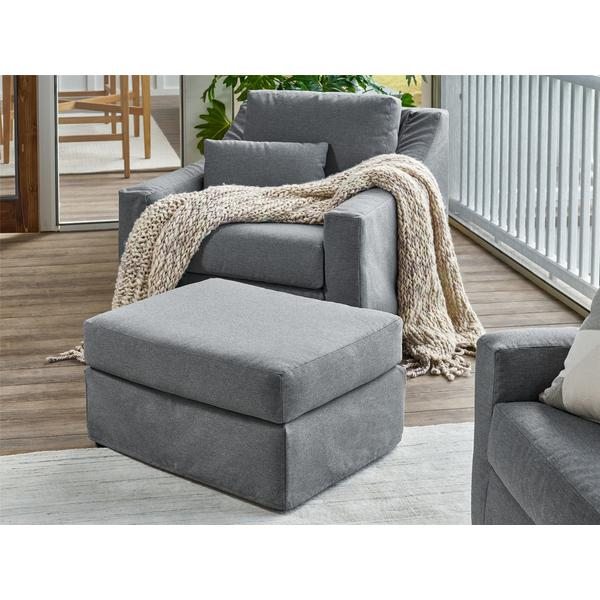 See Details - Brooke Ottoman OD - Special Order