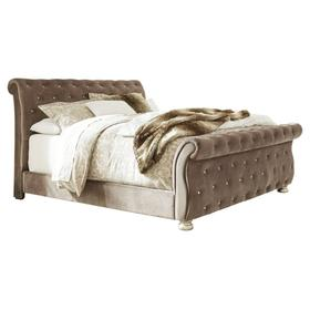 Cassimore King Upholstered Bed