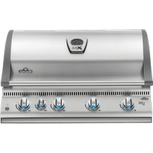 Built-in LEX 605 RBI Infrared Bottom and Rear Burners , Stainless Steel , Propane