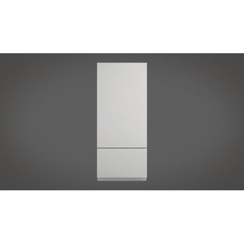 """36"""" Built-in Fridge - Right Door - Overlay Panel"""
