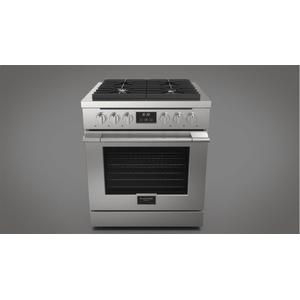 "Fulgor Milano30"" All Gas Range - Stainless Steel"