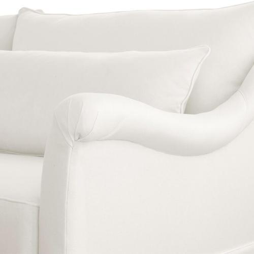 Winslow Sofa (Flange Welt, Shallow Seat)