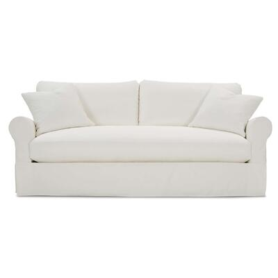 Aberdeen Bench Cushion Slipcover Sofa