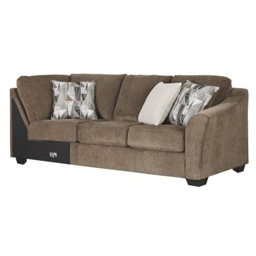 Graftin Right-arm Facing Sofa With Corner Wedge
