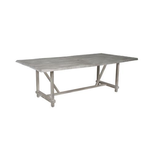 """Castelle - 84"""" Antler Hill Rectangular Dining Table"""