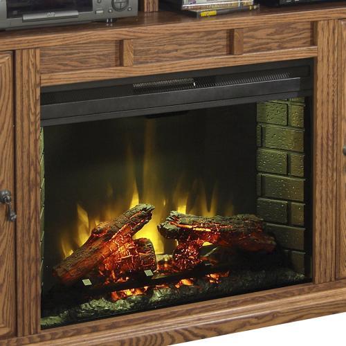 "Scottsdale 56"" Corner Fireplace"