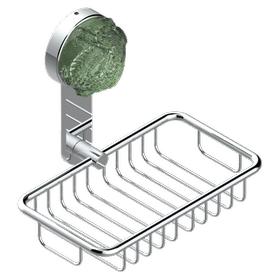 "Soap basket, wall mounted 6""1/4 x 3""5/8"