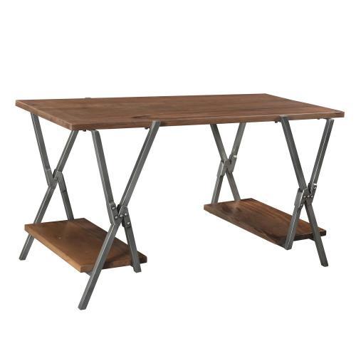 Ryder - Writing Desk - Rustic Clove Finish