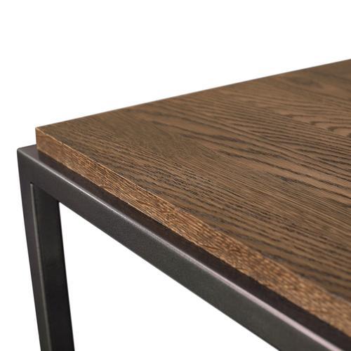 Midtown Oak End Table
