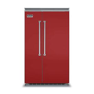 "48"" Side-by-Side Refrigerator/Freezer - VCSB5483 Viking 5 Series"