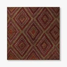 See Details - 0325430004 Vintage Textile Wall Art