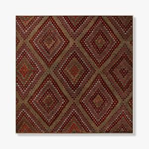 Loloi Rugs - 0325430004 Vintage Textile Wall Art
