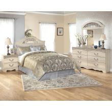 See Details - Queen/full Panel Headboard With Dresser