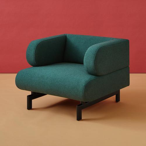 Soren Chair Stockholm Graphite
