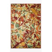 View Product - Hlz07 Red / Multi Rug
