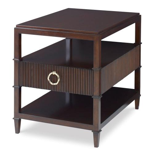 Ambella Home - Reeded End Table