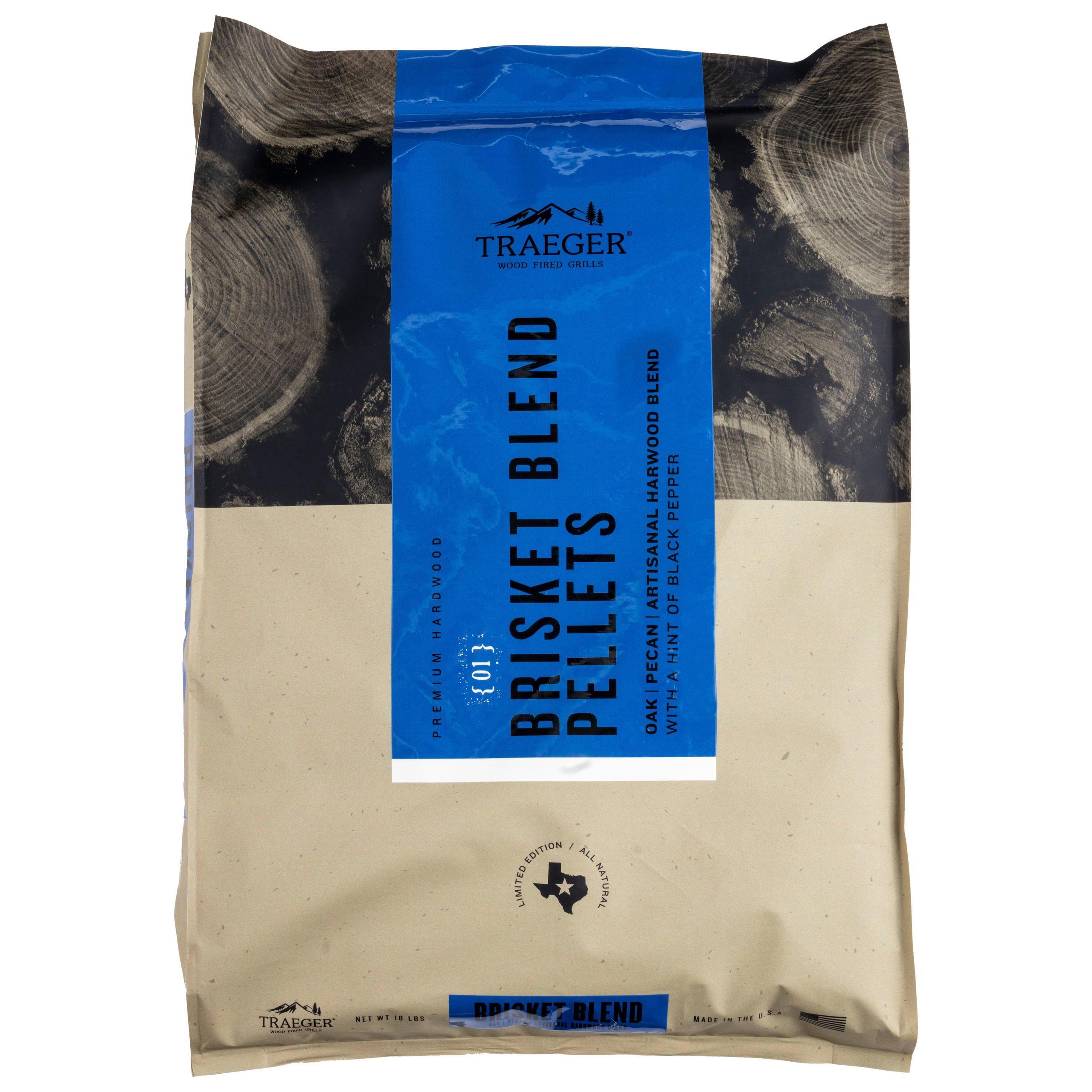Traeger Brisket Blend Wood Pellets - Limited Edition