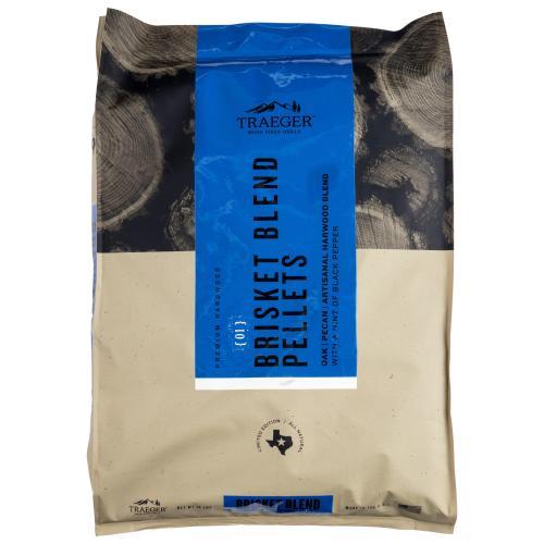 Traeger Grills - Traeger Brisket Blend Wood Pellets - Limited Edition