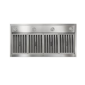 """Colonne - 54"""" Stainless Steel Chimney Range Hood with iQ12 Blower System, 1200 CFM"""