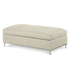 See Details - Grp 2 Opt 1 Double Chair Ottoman